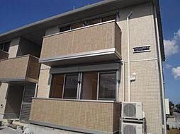 サンク・ルナD[102号室]の外観
