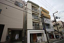 兵庫県神戸市灘区福住通5丁目の賃貸マンションの外観