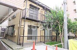千葉県市川市島尻の賃貸アパートの外観