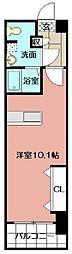 No.63オリエントキャピタルタワー[1702号室]の間取り