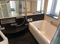 とても広い浴室
