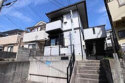 オモトハイツ[2階]の外観