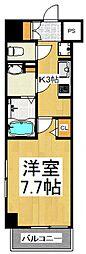 N-stage西所沢[3階]の間取り