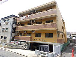 京都府京都市山科区小山西御所町の賃貸マンションの外観