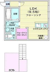 東北福祉大前駅 5.4万円