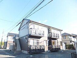 リバーサイド大竹A・B[2階]の外観