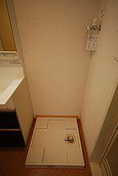 洗濯機置場 別号室参考写真