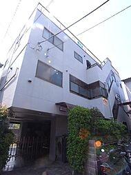 埼玉県富士見市水谷東2丁目の賃貸マンションの外観