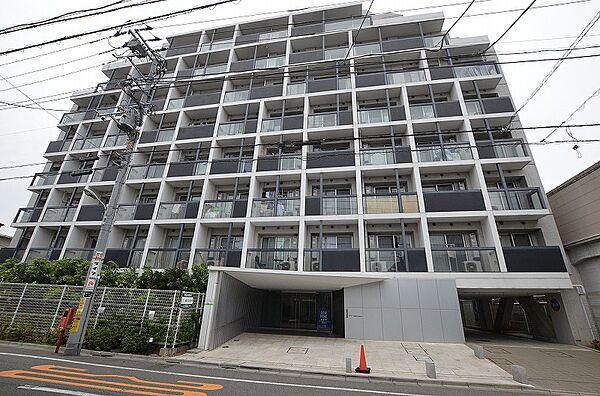 イプセ蒲田WEST[8階]の外観