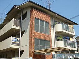 ヴィラ千代田[2階]の外観