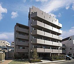 東京都江東区毛利1丁目の賃貸マンションの外観