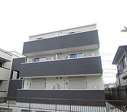 千葉県習志野市本大久保5丁目の賃貸アパートの外観