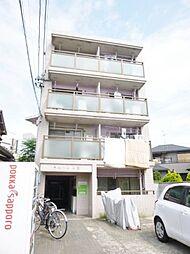 愛知県名古屋市瑞穂区北原町1丁目の賃貸マンションの外観