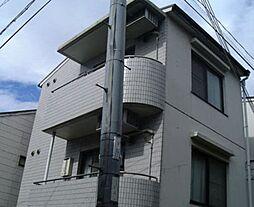 ドミール稲荷[3階]の外観