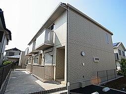 [タウンハウス] 千葉県松戸市八ケ崎7丁目 の賃貸【/】の外観