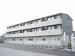 グランビューコート[1階]の外観