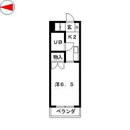 東別院駅 4.3万円