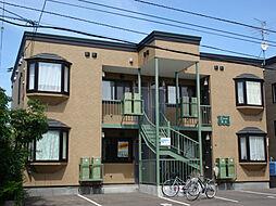 エポック福住[2階]の外観