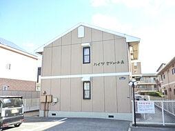 大阪府岸和田市中井町2丁目の賃貸アパートの外観