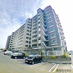 福岡県福岡市博多区大字金の隈3丁目の賃貸マンションの外観