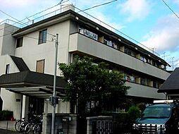 京都府京都市伏見区白銀町の賃貸マンションの外観