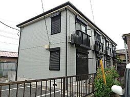 GARDEN HILLS[1階]の外観