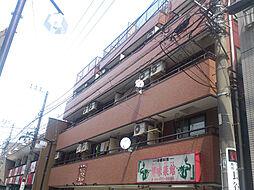 神奈川県川崎市中原区新丸子東1丁目の賃貸マンションの外観