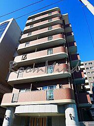 神奈川県横浜市西区中央1丁目の賃貸マンションの外観