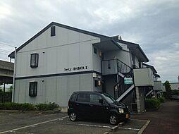 シャイニーSHIBATA2[2階]の外観