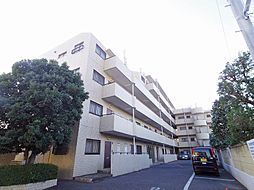 埼玉県新座市石神3丁目の賃貸マンションの外観