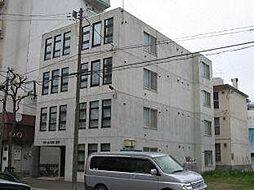 ドリームハウス豊平[2階]の外観
