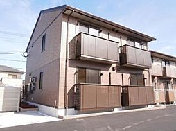 宮崎県宮崎市曽師町の賃貸アパートの外観
