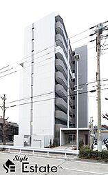名古屋市営名城線 黒川駅 徒歩10分の賃貸マンション