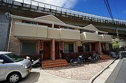 [テラスハウス] 兵庫県川西市萩原1丁目 の賃貸【/】の外観