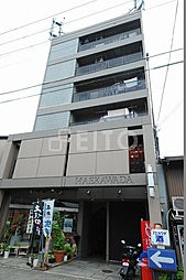 京都府京都市左京区難波町の賃貸マンションの外観
