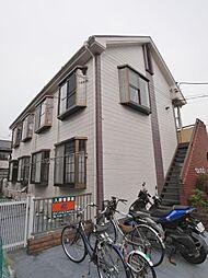 埼玉県ふじみ野市西原1丁目の賃貸アパートの外観