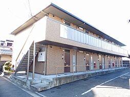 前田ハイツ[2階]の外観