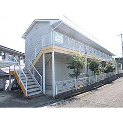 大阪府枚方市東香里南町の賃貸アパートの外観