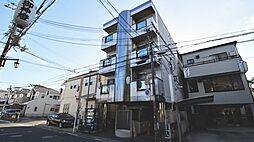 大阪府堺市西区鳳中町2丁の賃貸マンションの外観