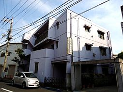 永井ハウス[201号室]の外観