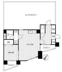 ウッドベルクアトロ[4階]の間取り