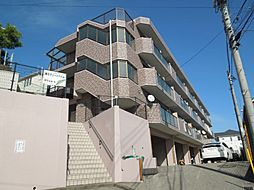 神奈川県横浜市鶴見区北寺尾7丁目の賃貸マンションの外観
