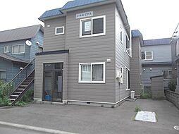 [テラスハウス] 北海道札幌市白石区平和通17丁目北 の賃貸【/】の外観