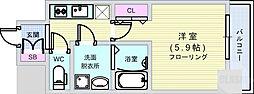 難波駅 5.9万円