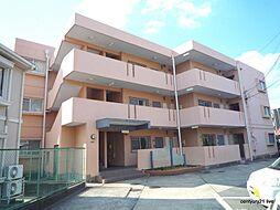 兵庫県宝塚市山本南1丁目の賃貸マンションの外観