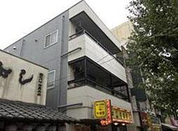 神奈川県横浜市青葉区青葉台1丁目の賃貸マンションの外観