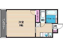 大橋駅 3.7万円