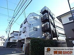 千葉県船橋市市場3丁目の賃貸マンションの外観