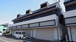 福岡県遠賀郡水巻町猪熊3丁目の賃貸アパートの外観