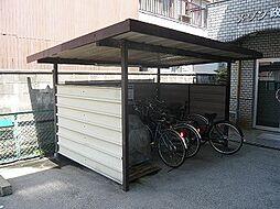 愛知県名古屋市中村区長筬町4丁目の賃貸マンションの外観